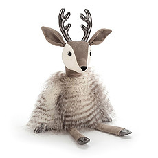 Achat Peluche Robyn Reindeer - Peluche Cerf 42 cm