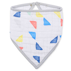 "Achat Bavoir Bavoir Bandana ""Leader Of The Pack - Triangles"""