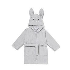 "Achat Linge & Sortie de bain Peignoir Lily ""Rabbit"" - Solid Dumbo Grey"