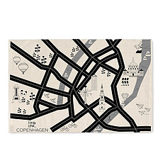 Achat Tapis Tapis Copenhague - 100 x 140 cm