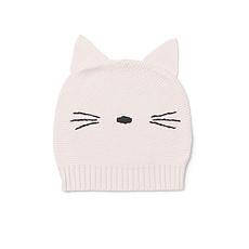 """Achat Accessoires Bébé Bonnet Viggo """"Cat"""" - Sweet Rose - 3/4 ans"""