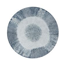 Achat Tapis Tapis Lavable Tie-Dye - Ø 150 cm - Vintage Blue