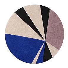 Achat Tapis Tapis Lavable Geometric - Ø 160 cm - Klein