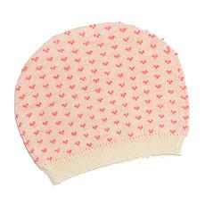 Achat Accessoires Bébé Bonnet Réversible Hannah - Pink Plumetis