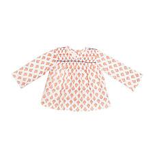 Achat Vêtement layette Blouse Smocky - Russian Bouti