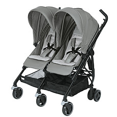 Achat Poussette multiple Poussette Double Dana For2 - Nomad Grey