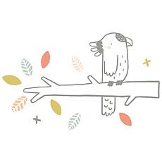 Achat Sticker Australia - Stickers XL - Perroquet sur Branche