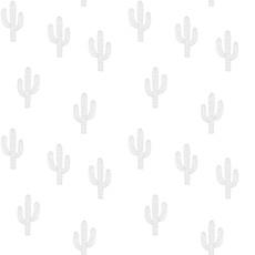 Achat Papier peint Wild West - Papier Peint - Motif Cactus Gris