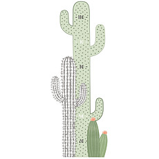 Achat Sticker Wild West - Stickers Toise - Cactus
