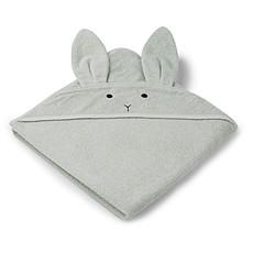 """Achat Linge & Sortie de bain Cape de Bain Augusta """"Rabbit"""" - Dusty Mint"""