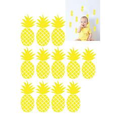 Achat Sticker Sticker Just a touch - Ananas