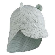 Achat Accessoires bébé Casquette Gorm Little Dot & Dusty Mint - 3/4 Ans