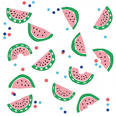 Achat Sticker Sticker Just a touch - Watermelon