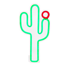 Achat Suspension  décorative Neon LED Wall Cactus - Taille S