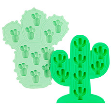 Achat Vaisselle & Couvert Bac à Glaçons Cactus