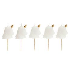 Achat Anniversaire & Fête Lot de 5 bougies licorne