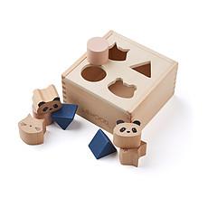 Achat Mes premiers jouets Puzzle Mateo - Naturel