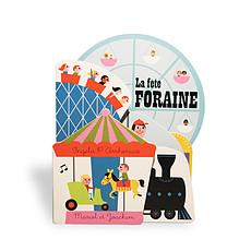 Achat Livre & Carte La Fête Foraine