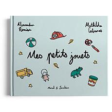 Achat Livre & Carte Mes Petits Jouets par Alexandra Remise & Mathilde Cabanas