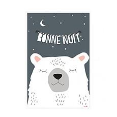 Achat Affiche & poster Affiche Bonne nuit