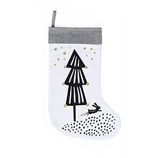 Achat Anniversaire & Fête Chaussette de Noël - Sapin