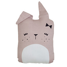 Achat Coussin Coussin Cute Bunny - Rose