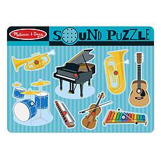 Achat Mes premiers jouets Puzzle Sonore Instruments de Musique