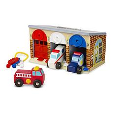 Achat Mes premiers jouets Garage à Verrouiller