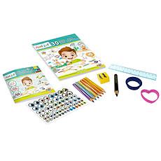 Achat Mes premiers jouets Mini art - Premiers dessins
