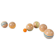 Achat Mes premiers jouets Pétanque Boules Bois