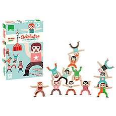 Achat Mes premiers jouets Les Acrobates Equilibristes d'Ingela P. Arrhenius