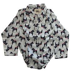 Achat Body et Pyjama Body Garçon Baba - Horse