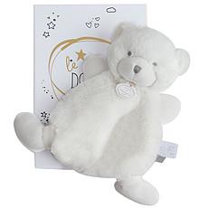 Achat Doudou Le Doudou - Doudou Ours Blanc