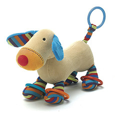 Achat Mes premiers jouets Jazzie Puppy