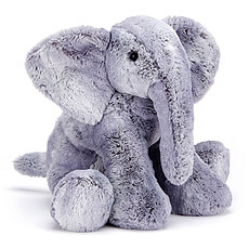 Achat Peluche Elly Elephant Large