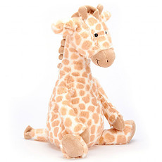 Achat Peluche Fluffles Giraffe Large