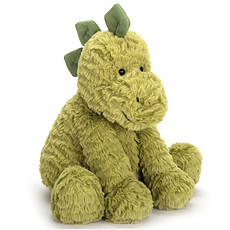 Achat Peluche Fuddlewuddle Dino Medium