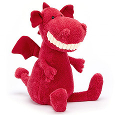 Achat Peluche Toothy Dragon Large
