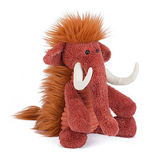 Achat Peluche Snagglebaggle Winston Wooly Mammoth