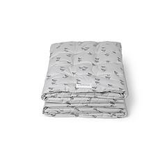 "Achat Linge de lit Edredon Agnes ""Paperplane"" - Dumbo Grey - 120 x 120 cm"