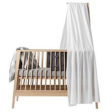 Achat Linge de lit Voile de lit bébé Linea - Blanc