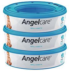 Achat Couche Lot de 3 Recharges pour Poubelle Angelcare