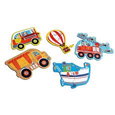 Achat Mes premiers jouets Mon Premier Puzzle - Véhicules