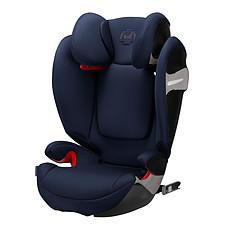 Achat Siège auto et coque Siège Auto Solution S-Fix Isofix Groupe 2/3 - Denim Blue