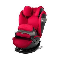 Achat Siège auto et coque Siège Auto Pallas S-Fix Isofix Groupe 1/2/3 - Rebel Red