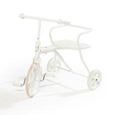 Achat Trotteur & Porteur Tricycle en Métal - Blanc