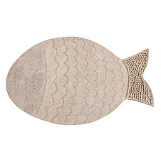 Achat Tapis Tapis Lavable Big Fish 110 x 180 cm