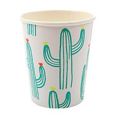 Achat Anniversaire & Fête Lot de 12 Gobelets Cactus
