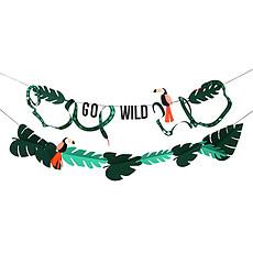 Achat Anniversaire & Fête Guirlande Go Wild