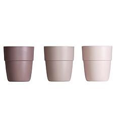Achat Repas Pack de 3 Mini Mugs Yummy Rose